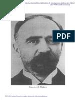 Biografia Madero Investigaciones Unam