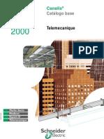 CANALIS DE ILUMINACION DE TELEMECANIQUE