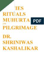 DEITIES_RITUALS_MUHURTA_AND_PILGRIMAGE_DR._SHRINIWAS_KASHALIKAR