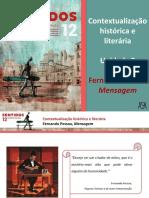 Contextualização histórica e literária (Mensagem).ppt