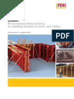 DOMINO-Rahmenschalung