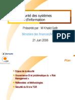 e-forum_2006_-_securite_si_-_k_safir-1.ppt
