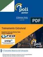 treinamento PJ estrutural