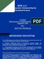 presentación curso matematicas