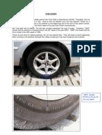 Auto Tire Awareness