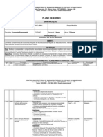 Plano de Ensino 2011 - Economia Empresarial - TLO01NA