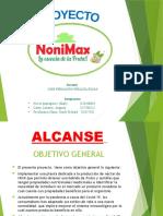 PROYECTO NONIMAX 123