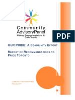 Community Advisory Panel Report - Main