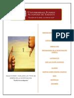 Metodología de la Investigación Jurídica_Diseño de Investigación_U_3_A_7