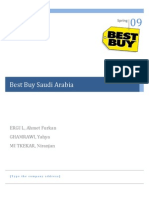 Best Buy Saudi Arabia International Business