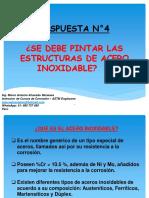 CUANDO PINTAR EL ACERO INOXIDABLE?- 19 Nov-2020