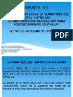 LIMPIEZA CON SOLVENTES SSPC SP 1-26 OCT 2020