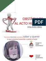 8-3 PPT obstaculos acto humano