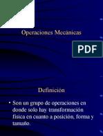 operacionesmecanicas