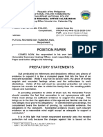 position paper pltcol ang
