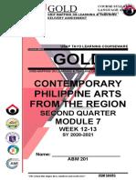 GOLD-7-Contemporary-Philippine-Art-2nd-Quarter.docx