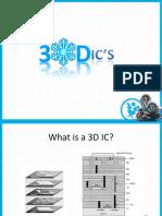 3D IC'S