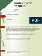 MANTENIMIENTOS DE COMPUTADORES.pptx