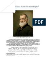 La Imprenta de Manuel Rivadeneyra