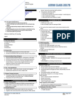 Community Medicine 3.03 Course Program Development - Dr. Paredes