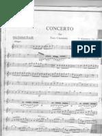 Concierto para dos clarinetes Op. 35.Krommer.Clar. 2º