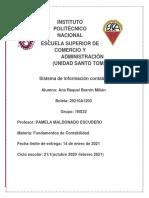 SISTEMAS DE INFORMACION CONTABLE UNIDAD III