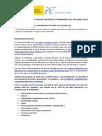 Factores de Riesgo en La Enfermedad Por Sars Cov 2 Covid 19 2