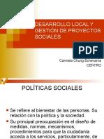 Desarrollo Local y Gestión de Proyectos Sociales