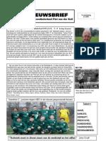 Stichting Voetbalschool (SVS) Piet van der Kuil Nieuwsbrief 2