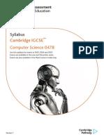 Computer Science-2023-2025-syllabus