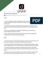 PYQ-Economic-development UPSC