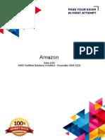 2021 SAA-C02 actual Amazon SAA-C02 dumps pdf - DumpsFactory
