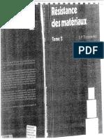 1968 - Résistance Des Matériaux_Tome 2 - Timoshenko