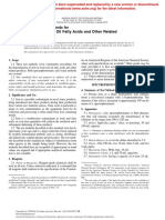ASTM D1064 - 97 Standard Test Methods for Iron in Rosin Tall Oil Fatty Acids and Other Related Products (Withdrawn 2002)