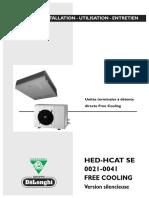 SPLIT-SYSTEM DELONGHI HED-HCAT-SE V3 FR -Algeria.pdf