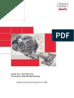 SSP365 - Audi 4,2 l V8 TDI mit Common-Rail-Einspritzung