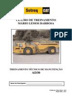 TREINAMENTO TÉCNICO DE MANUTENÇÃO AD30