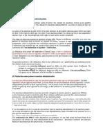 NOTIONS-CARACTERES DROIT DE LA PEINE