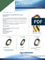 Hybrid Seat - SPE and DPE Seat Ball Valve
