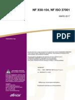NF ISO 37001 v.2017 FR