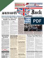 Union Jack News – February 2011