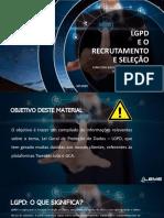 LGPD e o Recrutamento e Seleção - Avaliação de Desempenho (LEME TECNOLOGIA)_Set 2020
