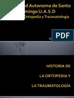 TEMA I  NEW Historia, Anatomia y Fisiologia en Ortopedia.ppt