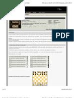 regras xadrez