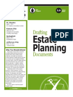 MoBarCLE Drafting Estate Planning Documents