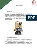 FORMATO DE PROPUESTA TECNICA