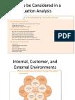 Lecture 3 Market Environment