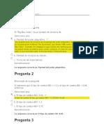 Evaluación Unidad 1 Mercado de Divisas