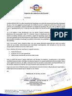PROPOSTA DE COBERTURA DE EVENTO