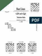 rare lines 2 - avrukh